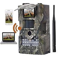 Bolyguard sans Fil MMS GPRS Caméra de Chasse Caméra de Surveillance Étanche 28 LEDs Vision Nocturne Traque IR Caméra de Jeu Nocturne Infrarouge Imperméable IP66 …