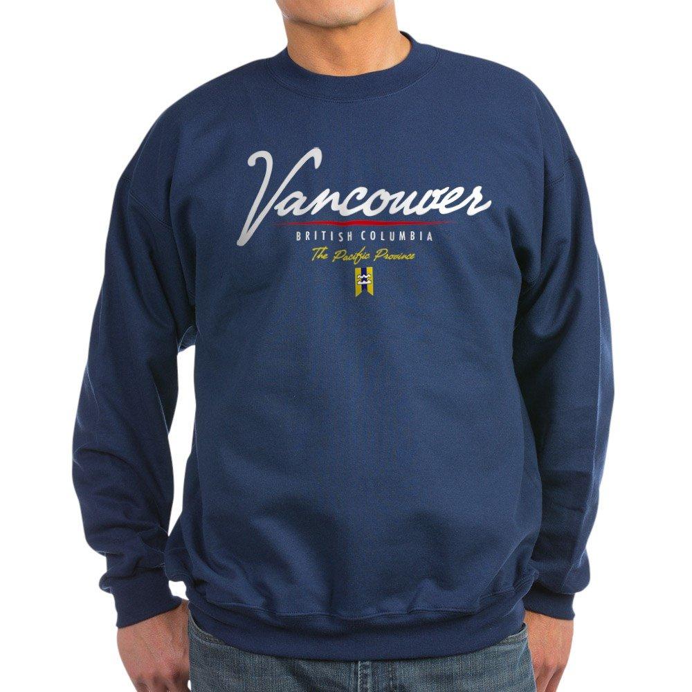 CafePress - Vancouver Script - Classic Crew Neck Sweatshirt