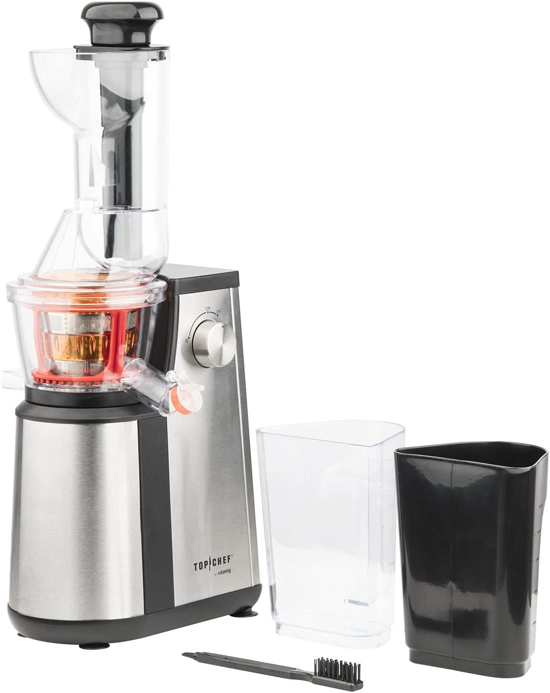 H. Koenig Top Chef topc522 extractor de zumo vertical 1 L 400 W ...