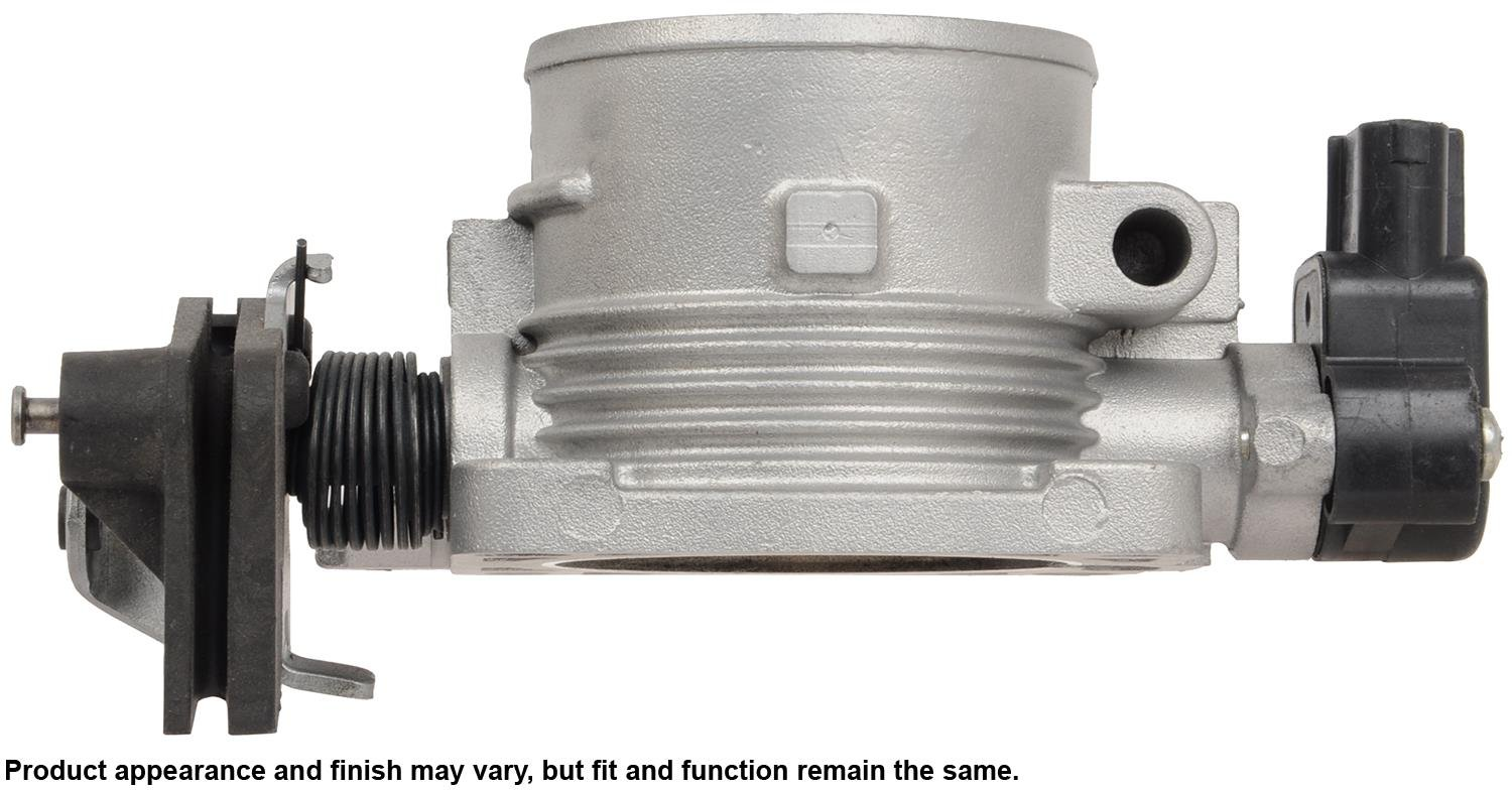A1 Cardone 67-1012 Remanufactured Throttle Body, 1 Pack by A1 Cardone