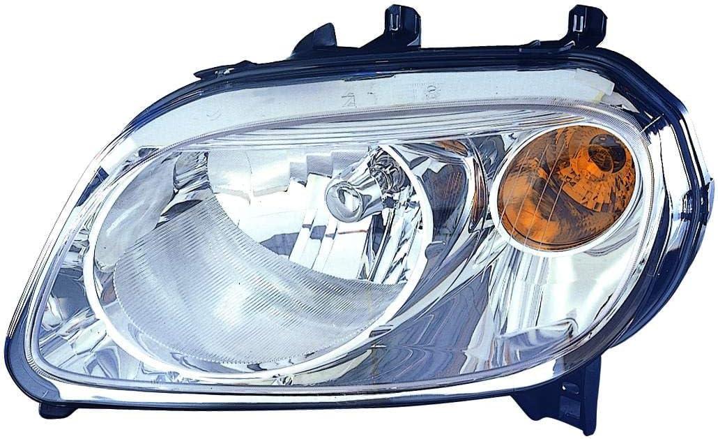 for 2006 2011 NSF Chevrolet HHR LH Driver Side Left Sidemarker Lamp Assembly