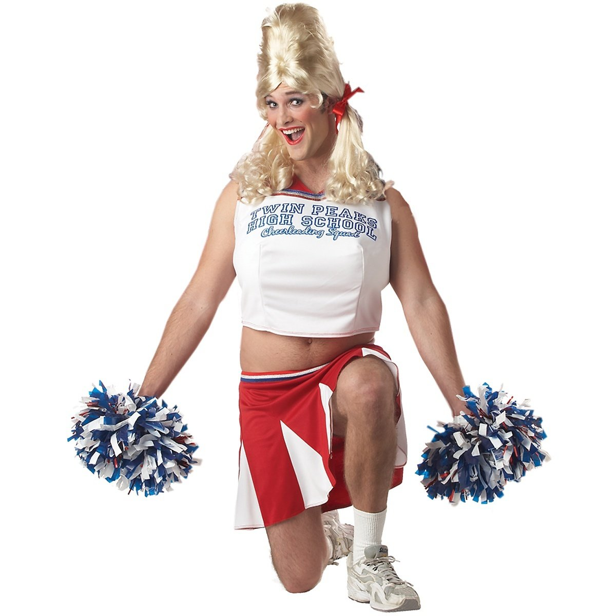 California Costumes Men's Varsity Cheerleader Costume