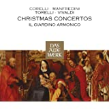 Corelli, Torelli, Vivaldi, Manfredini: Christmas Concertos