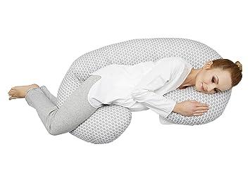 Stillkissen Seitenschläferkissen Lagerungskissen MOTHERHOOD ergonomisch sleepy-C