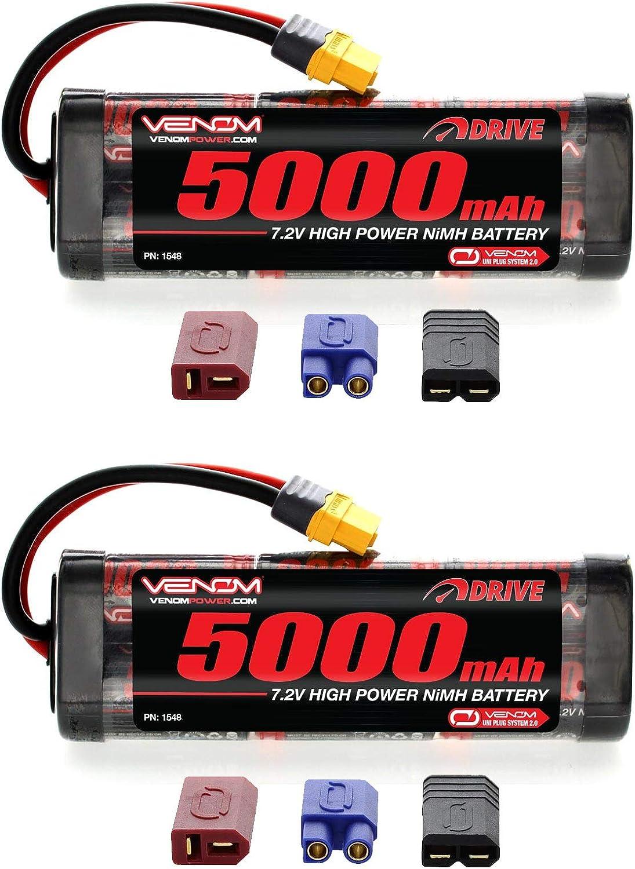 su Misura 6V 3300-5000mAh Subc Sc Premium Gara RC Pacco Batteria Nimh