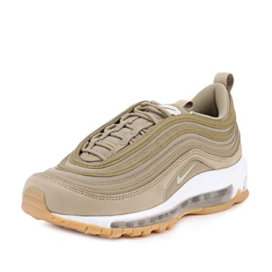 Nike W Air Max 97 UT Donna, Marrone (KhakiLight Bone), 38