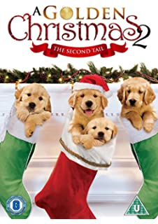 a golden christmas 2 the second tail dvd - A Christmas Tail