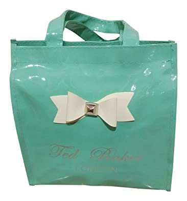dccb814a9 Ekkta Fashions Womens Big London Ted Baker With white Flower Design   Amazon.in  Shoes   Handbags