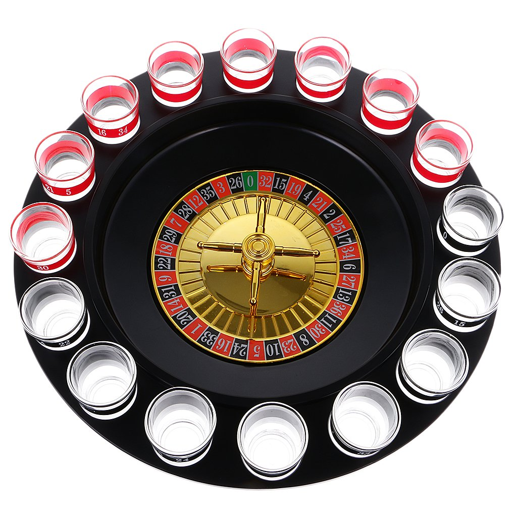 TABLE Top Roulette Set-Benross Global Gizmo 80970