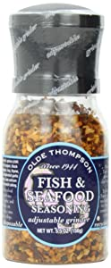 Olde Thompson Fish & Seafood Blend, 5.5-Ounce Grinders (Pack of 2)