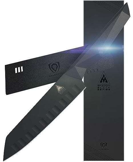 Amazon.com: Dalstrong Shadow Black Series - Funda de acero ...