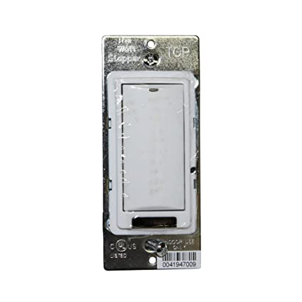 Wattstopper Lmsw-101-W Digital Switch, 1 on, Infrared, White ... on
