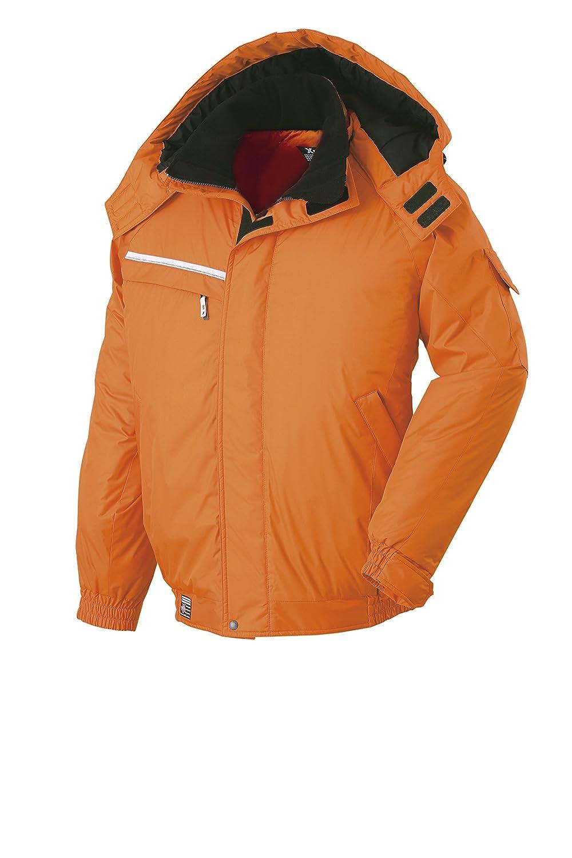 (ジーベック) XEBEC 透湿防水の高機能 耐水圧10,000mm 防水防寒着 防寒ブルゾン(582-xe) 【M~5Lサイズ展開】 B0177PFKAK 3L|オレンジ オレンジ 3L