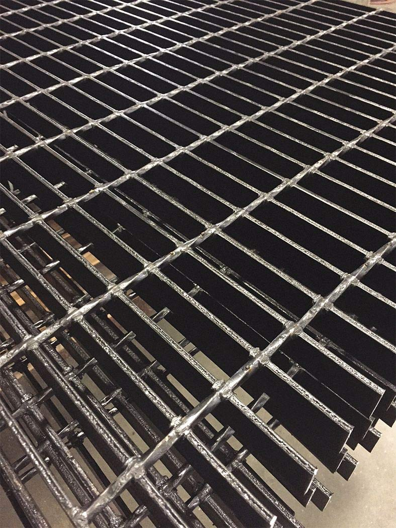 Bar Grating, Smooth, 36In. W, 0.75In. H by DIRECT METALS