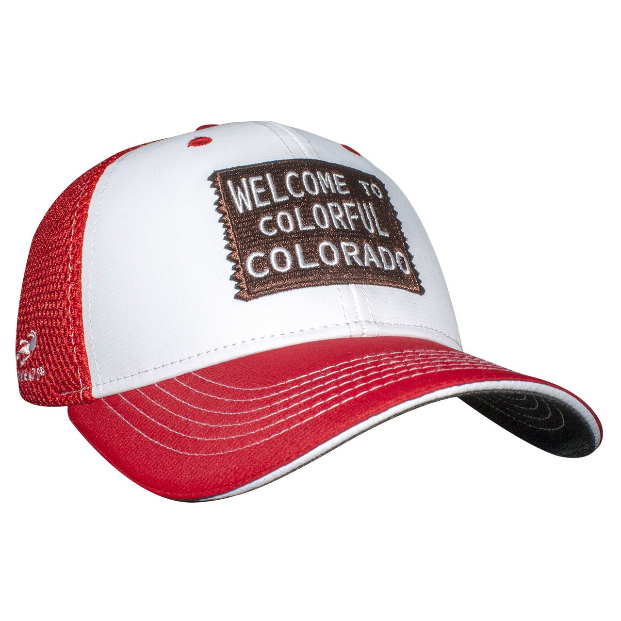 355a0f1c0a75c Amazon.com  Headsweats Trucker Colorado Sign Me Up Hat