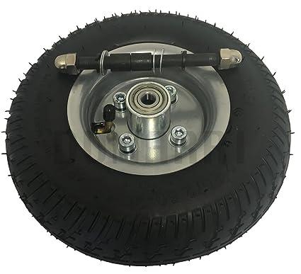 Amazon.com: Razor – Rueda Delantera/Tire Asamblea (E300) V40 ...