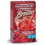 Resource Breeze Wild Berry Brikpaks 27 X 8oz Case