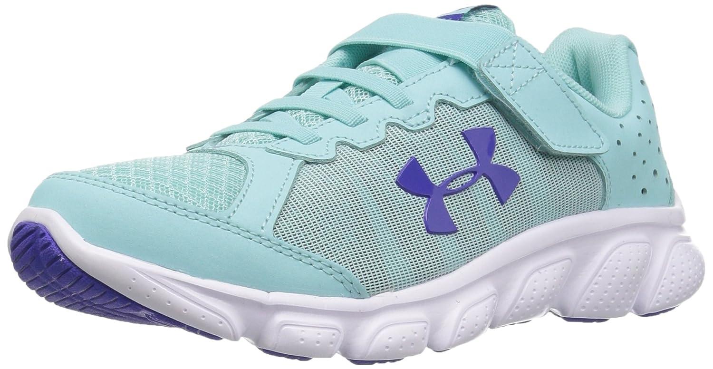 new arrival ebf85 b5b4b Amazon.com   Under Armour Girls  Pre School Assert 6 Sneaker   Running
