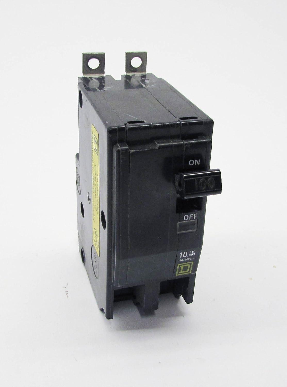 Bolt On Circuit Breaker 2P 100 Amp 120/240Vac/48Vdc