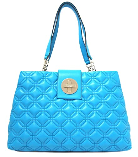 291314f86c01 Image Unavailable. Image not available for. Color  Kate Spade Elena Astor  Court Quilted Large ...