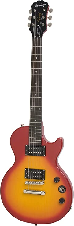 Epiphone Les Paul Special-II - Guitarra eléctrica, Heritage Cherry ...
