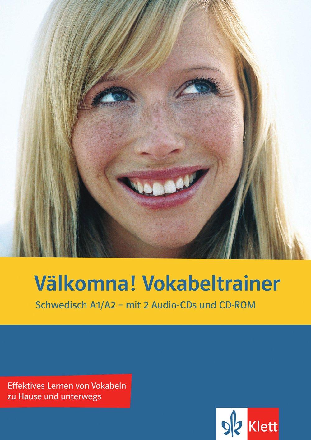 Välkomna! Vokabeltrainer: Schwedisch. Vokabelheft + 2 Audio-CDs + CD-ROM (PC/Mac) (Välkomna! neu / Schwedisch für Anfänger und Fortgeschrittene)