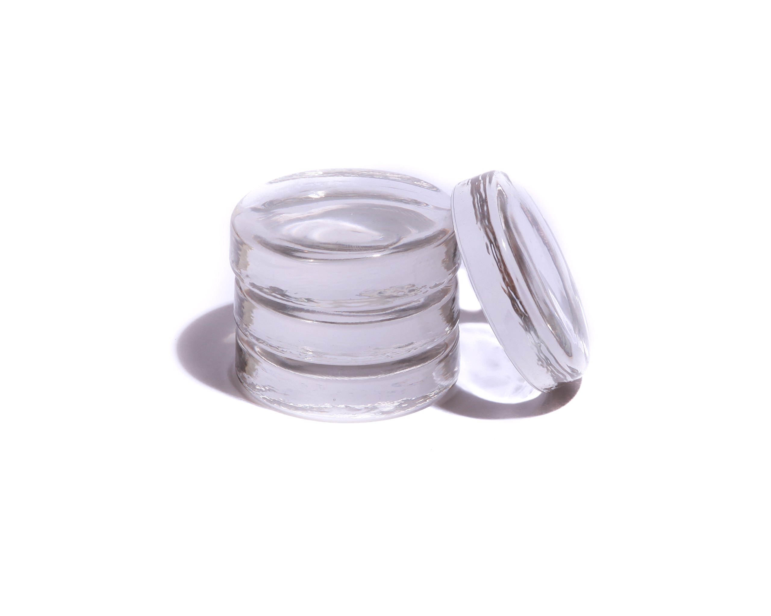Go Ferment! Wide Mouth Mason Jar Glass Fermentation Weights & Recipe E-Book - Made in the USA (Pack of 4) by Go Ferment! (Image #4)