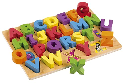 Tidlo Wooden ABC Board