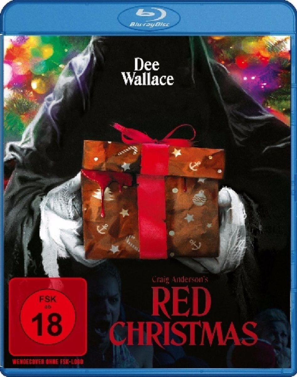 Red Christmas [Blu-ray]: Amazon.de: Dee Wallace, Geoff Morrell ...