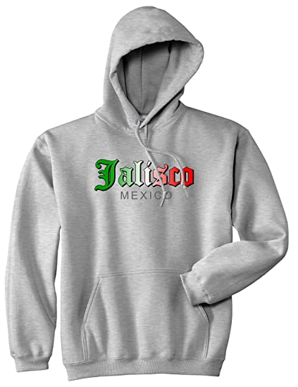 Kings Of Ny Jalisco Mexico Mens Pullover Hoodie by Kings Of Ny