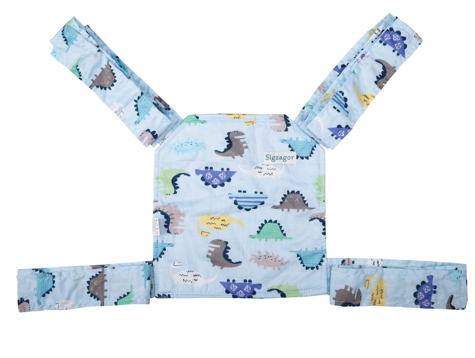 676d973d165 Galleon - Sigzagor Baby Doll Carrier Mei Tai Sling Toy For Kids Children  Toddler Front Back