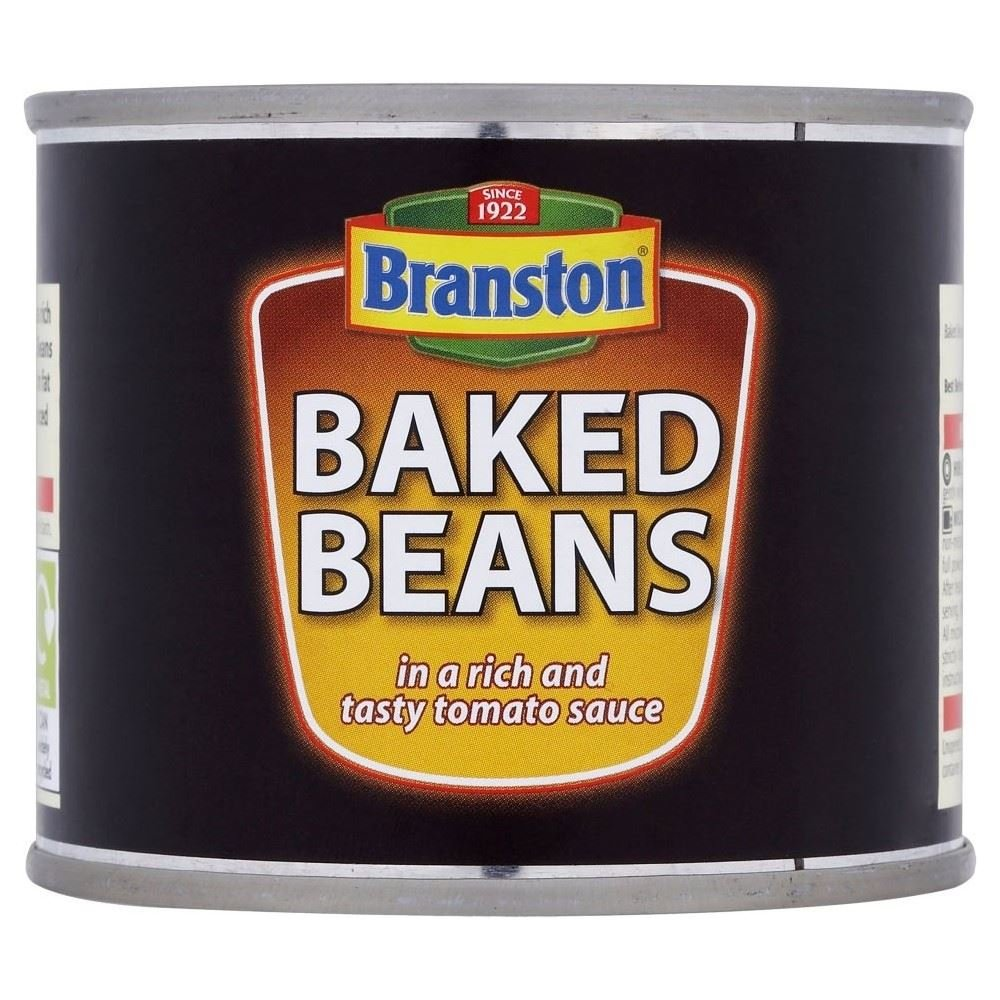 Branston Baked Beans (220g) - Pack of 6 by Branston