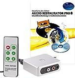 auvisio Audio Recorder: Autarker Audio-Digitalisierer mit Software Audio Restaurator Pro 8 (Audio Rekorder Digitalisierer Stand Alone)