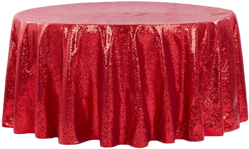 Round Taffeta Tablecloth - 120