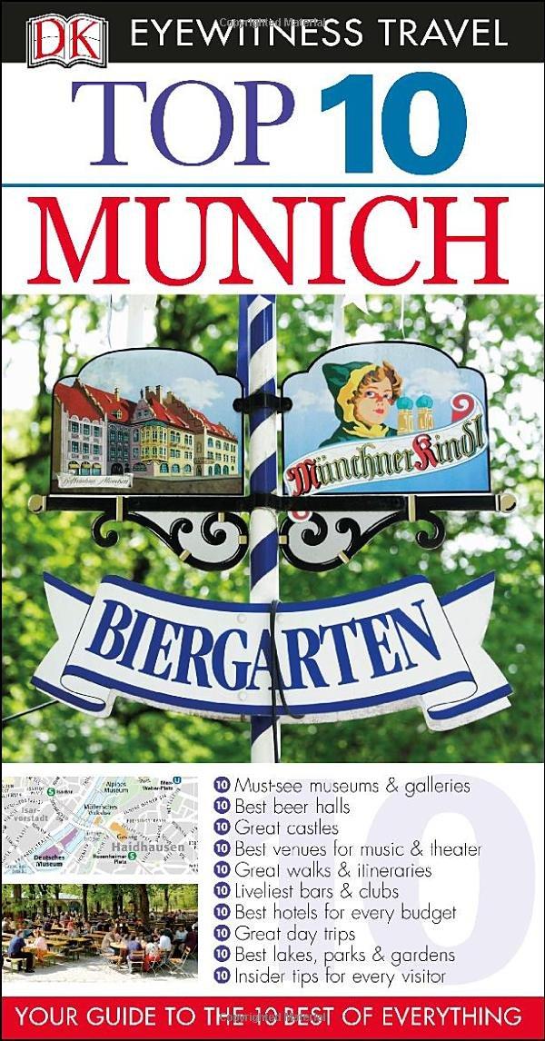 Top Munich Eyewitness Travel Guide
