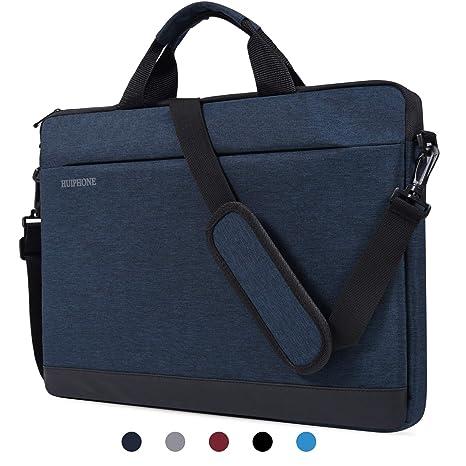 cae7b87c09dd 15.6 Inch Laptop Shoulder Bag Laptop Briefcase Messenger Bag Case Sleeve  Compatible Acer Predator Helios 300/Aspire E 15,ASUS VivoBook,Lenovo,Dell  ...