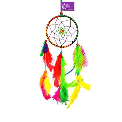 Asian Hobby Crafts Dream Catcher Car Hanging : Size 25 X8Cm : Lory