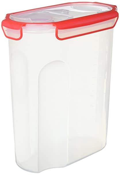 Amazoncom Food Storage Container Cereal Dispenser Holds Family