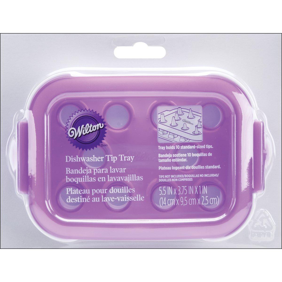 Wilton - Bandeja para Lavar boquillas en el lavavajillas: Amazon ...