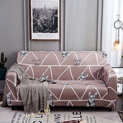 DuYanDY 1 2 3 4 Funda para Todas Las Formas de Funda de sofá ...
