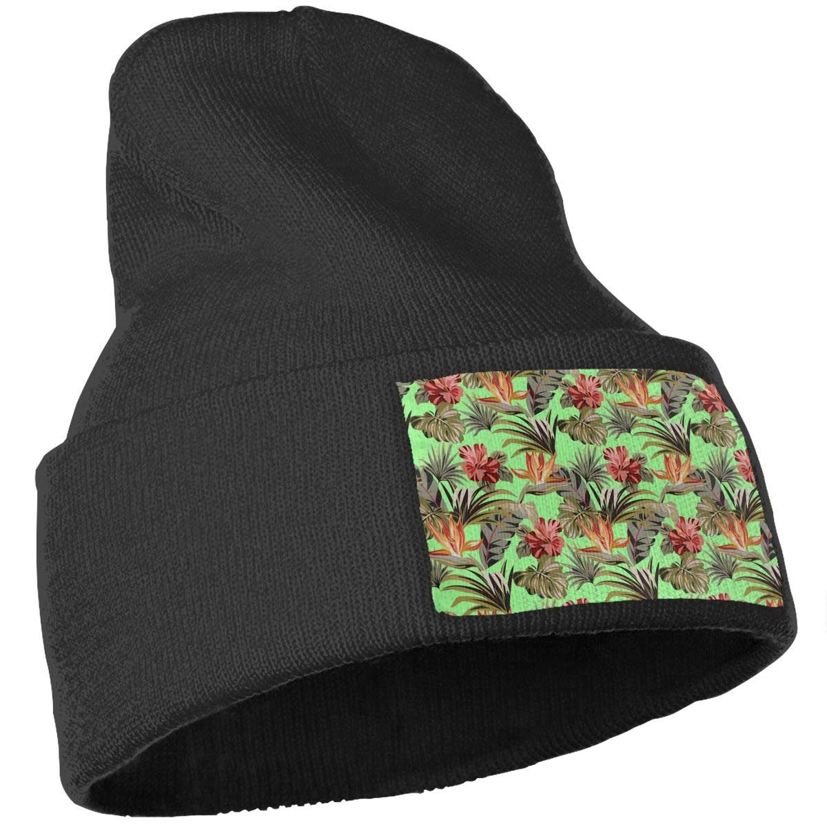 FORDSAN CP ChiRho The First Two Letters of The Greek Word Christ Mens Beanie Cap Skull Cap Winter Warm Knitting Hats.