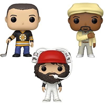 Funko Movies : POP! Happy Gilmore Collectors Set - Happy Gilmore, Chubbs, Otto: Toys & Games