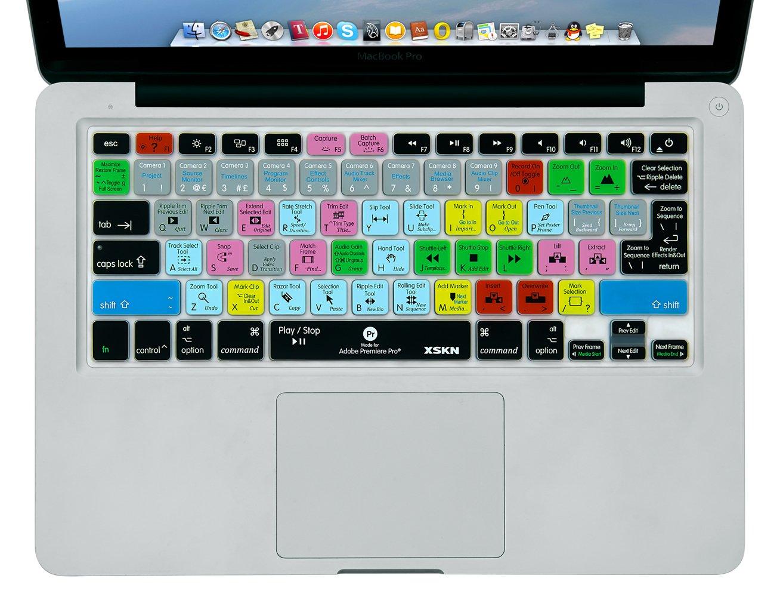 XSKN Adobe Premiere accesos directos teclado teclas de acceso ...