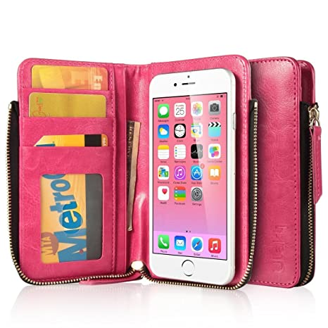 custodia iphone 6 con zip