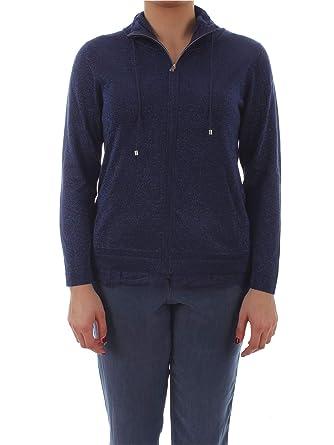 M786l0 Sweat Femme LVêtements Et Miro' Bleue Elena 166m kZuPXi