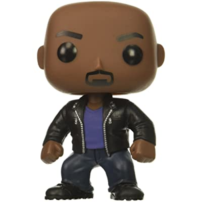 Funko Jessica Jones Luke Cage Pop Marvel Figure: Funko Pop! Marvel:: Toys & Games