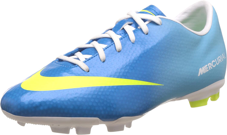 Calor Senador correr  Amazon.com | Nike Kids's JR Mercurial Victory IV FG Soccer Shoes | Soccer