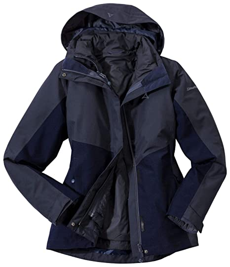 Schöffel 3IN1 Jacket LUANDA2 Navy Blazer