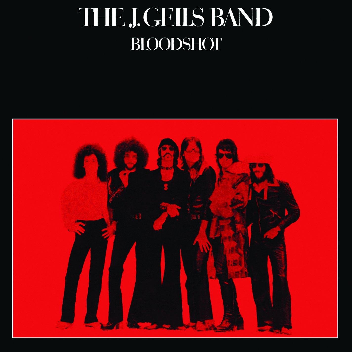 The J. Geils Band - Bloodshot - Amazon.com Music