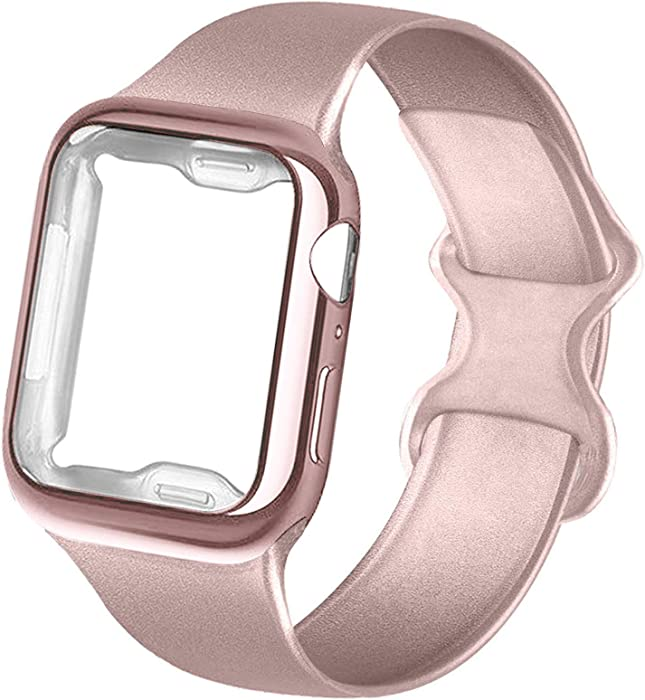 Top 10 Apple Watch 38Mm Series 3 Bumper Case Band